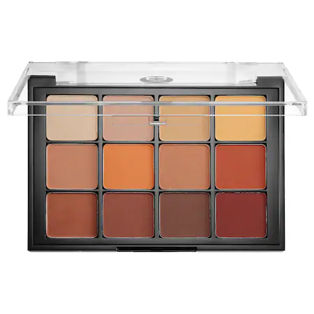 Viseart Eyeshadow Palette 10 Warm Neutral Mattes 0.84 oz