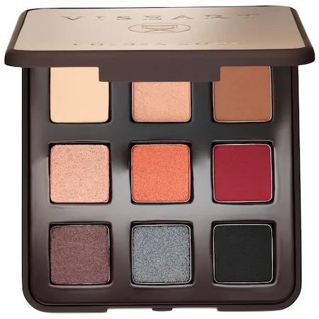 Viseart Golden Eyeshadow Palette 0.49 oz/ 0.14 G