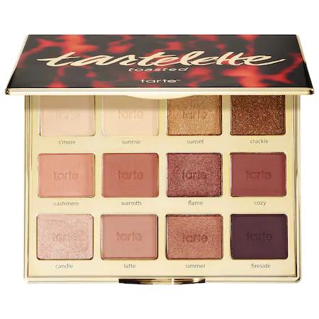 Tarte Lette™ Toasted Eyeshadow Palette