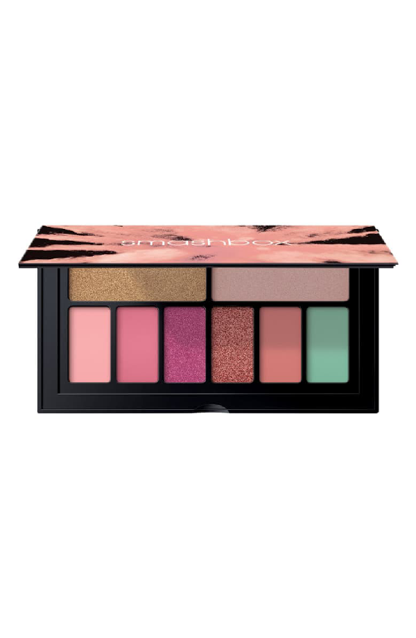 Smashbox Cover Shot Eye Palette - Pinks And Palms