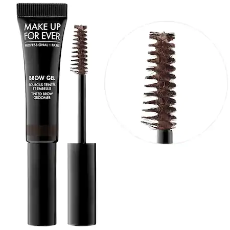 Make Up For Ever Brow Gel 45 Intense Brown 0.2 oz/ 6 ml