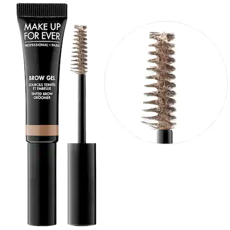Make Up For Ever Brow Gel 15 Medium Blond 0.2 oz/ 6 ml