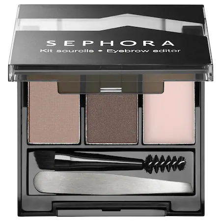 Sephora Collection Eyebrow Editor 03 Dark Brown