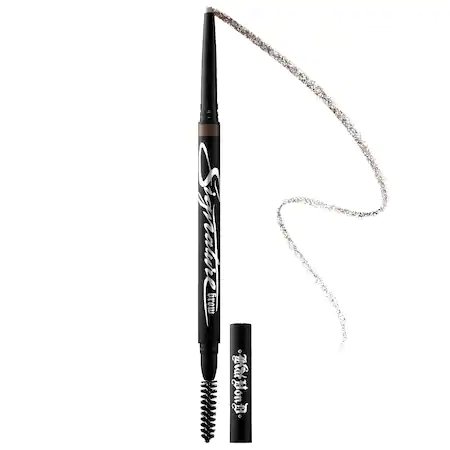 Kat Von D Signature Brow Precision Pencil Light Brown 0.002 oz/ 0.065 G