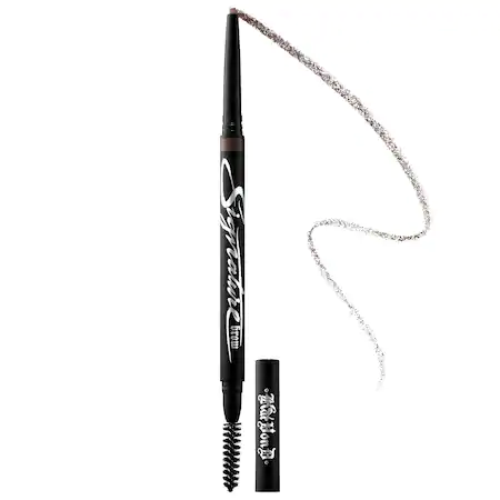Kat Von D Signature Brow Precision Pencil Medium Brown 0.002 oz/ 0.065 G