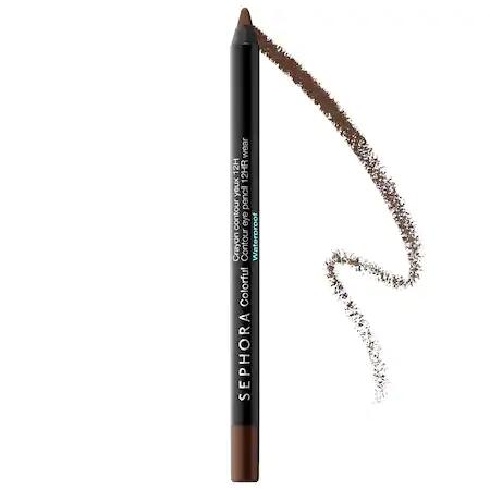 Sephora Collection 12hr Colorful Contour Eyeliner 13 Tiramisu 0.04 oz/ 1.2 G
