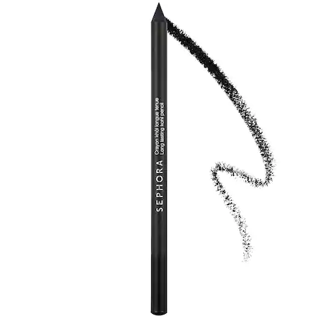 Sephora Collection Long Lasting Kohl Pencil 01 Intense Black 0.046 oz/ 1.2 G