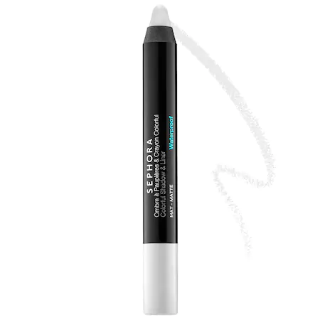 Sephora Collection Colorful Shadow & Liner 32 Let It Snow 0.1 oz/ 3 G