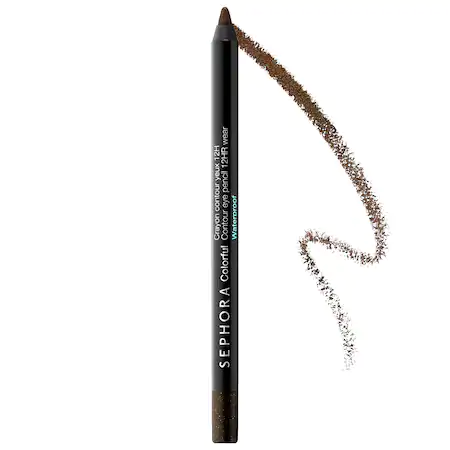 Sephora Collection 12hr Colorful Contour Eyeliner 12 Cappuccino 0.04 oz/ 1.2 G