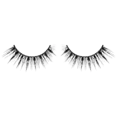 Huda Beauty Faux Mink Lash Collection #13 Jade In Black