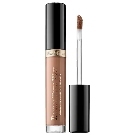 Too Faced Born This Way Naturally Radiant Concealer Deep 0.23 oz