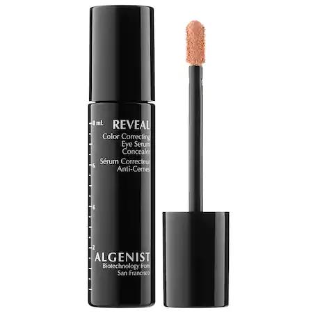Algenist Reveal Color Correcting Eye Serum Concealer Tan 0.27 oz/ 8 ml