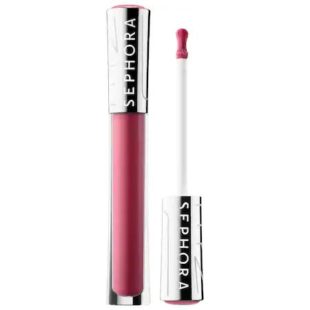 Sephora Collection Ultra Shine Lip Gloss 02 Deep Rose 0.11 oz/ 3.1 G