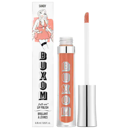 Buxom Full-on™ Plumping Lip Polish Gloss Sandy 0.15 oz/ 4.44 ml