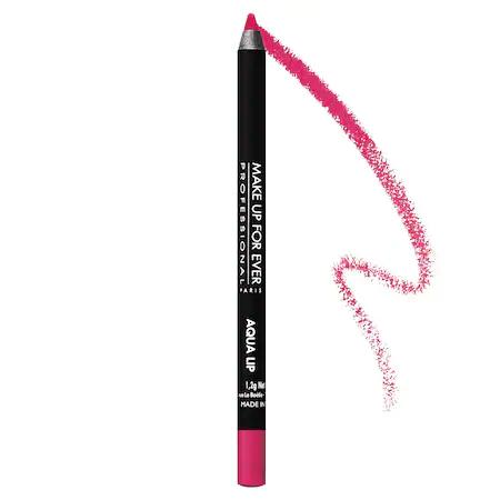 Make Up For Ever Aqua Lip Waterproof Lipliner Pencil 16c Fuschia 0.04 oz/ 1.2 G