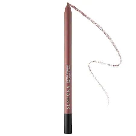 Sephora Collection Rouge Gel Lip Liner 04 Creme De La Creme 0.0176 oz/ 0.5 G