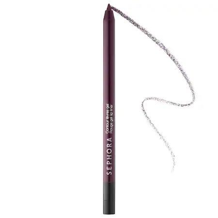 Sephora Collection Rouge Gel Lip Liner 18 Dark Horse 0.0176 oz/ 0.5 G