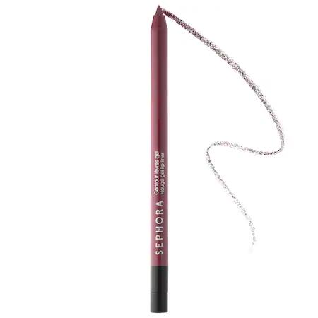 Sephora Collection Rouge Gel Lip Liner 13 Wine-o 0.0176 oz/ 0.5 G