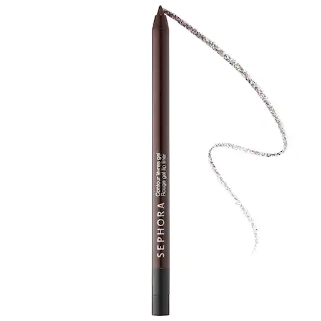 Sephora Collection Rouge Gel Lip Liner 17 Molasses 0.0176 oz/ 0.5 G