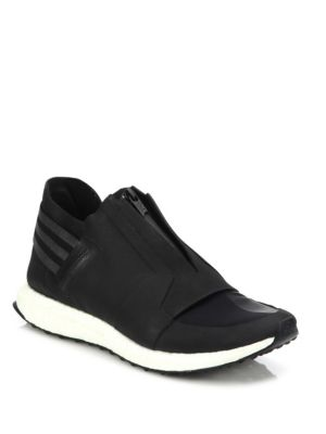 Y-3 Tonal Performance Shoes In Black