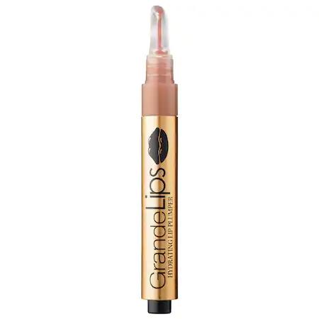 Grande Cosmetics Grandelips Hydrating Lip Plumper Gloss Barely There 0.084 oz/ 2.48 ml