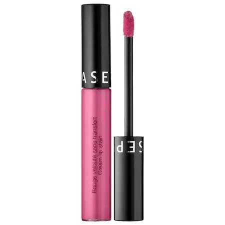 Sephora Collection Cream Lip Stain Liquid Lipstick 12 African Violet 0.169 oz/ 5 ml