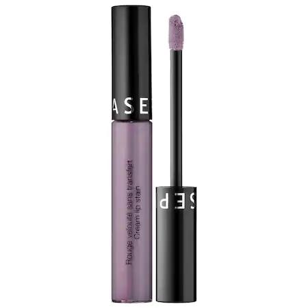 Sephora Collection Cream Lip Stain Liquid Lipstick 34 Wisteria Purple 0.169 oz/ 5 ml