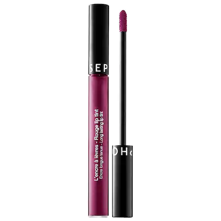 Sephora Collection Rouge Lip Tint 12 Cassis 0.169 oz/ 5 ml