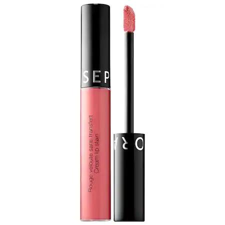 Sephora Collection Cream Lip Stain Liquid Lipstick 69 Hippy Pink 0.169 oz/ 5 ml