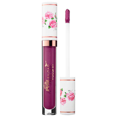 Pretty Vulgar My Lips Are Sealed Liquid Lipstick Made With Mischief 1 oz/ 3ml