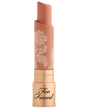 Too Faced Natural Nudes Intense Color Coconut Butter Lipstick In Send Nudes