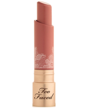 Too Faced Natural Nudes Intense Color Coconut Butter Lipstick In Strip Search