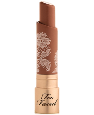 Too Faced Natural Nudes Intense Color Coconut Butter Lipstick In Nip Slip