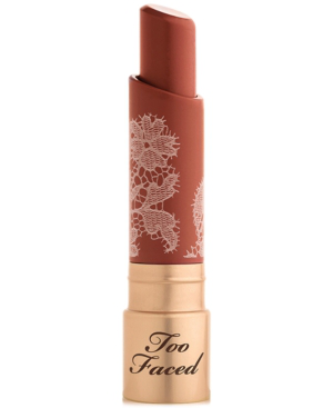 Too Faced Natural Nudes Lipstick Pout About It 0.12 oz/ 3.6 G