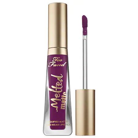 Too Faced Melted Matte Liquid Lipstick Unicorn 0.4 oz/ 11.8 ml