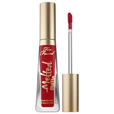 Too Faced Melted Matte Liquid Lipstick Lady Balls 0.4 oz/ 11.8 ml