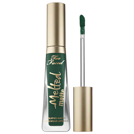 Too Faced Melted Matte Liquid Lipstick Wicked 0.4 oz/ 11.83 ml