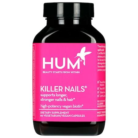 Hum Nutrition Killer Nails™ Supplements 60 Capsules