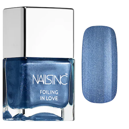Nails Inc. Nail Polish Space Cadet 0.47 oz/ 14 ml