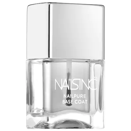 Nails Inc. Nailpure- Base Coat 0.49 oz/ 14.50 ml