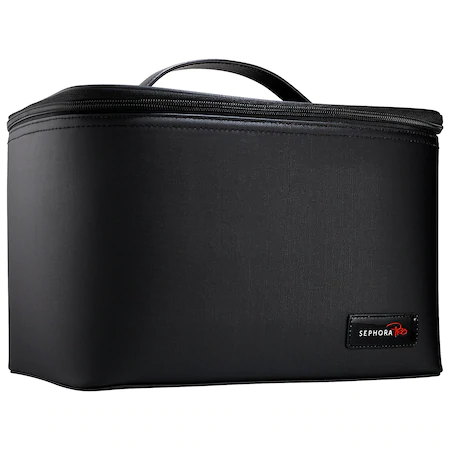 "Sephora Collection Pro On The Go Traincase 12.2"" X 7.7"" X 7.7"""