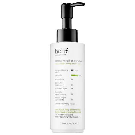 Belif Cleansing Gel Oil Enriched 5.07 oz/ 150 ml
