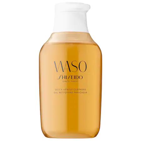 Shiseido Waso: Gentle Cleanser 5 oz/ 150 ml