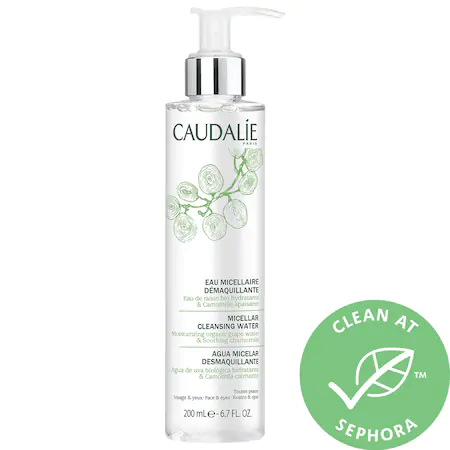 CaudalÍe Micellar Cleansing Water 6.7 oz/ 200 ml