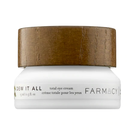 Farmacy Dew It All Total Eye Cream 0.5 oz/ 15 ml