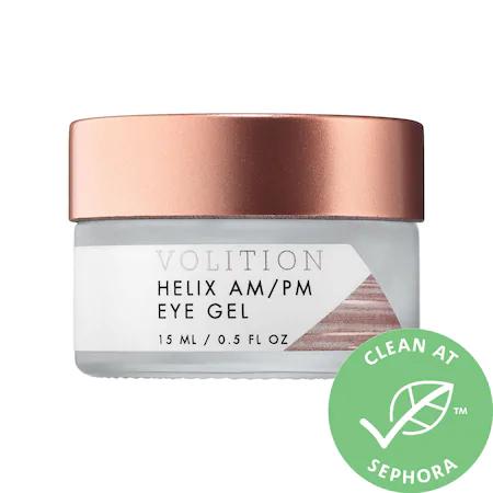 Volition Beauty Helix Am/pm Eye Gel 0.5 oz/ 15 ml