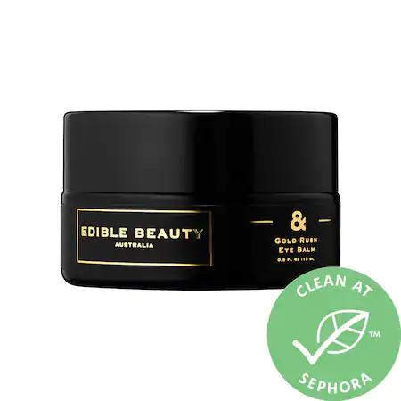 Edible Beauty Gold Rush Eye Balm 0.3 oz/ 10 ml