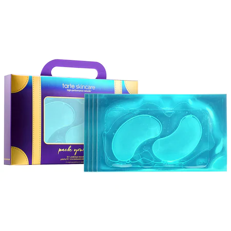 Tarte Sea Pack Your Bags Undereye Patches 4 X 2 Single Use Patches