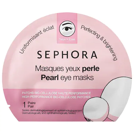 Sephora Collection Eye Mask Pearl 1 Pair