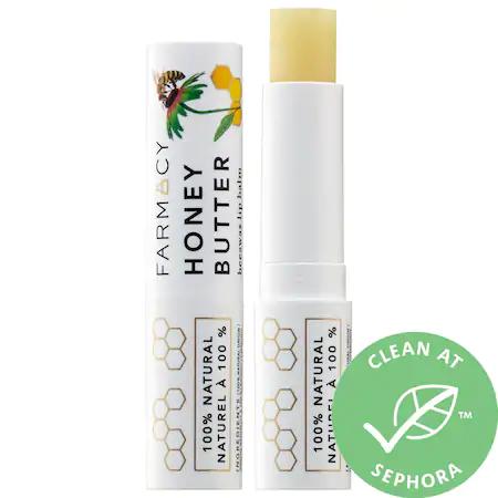 Farmacy Honey Butter Beeswax Lip Balm 0.12 oz/ 3.4 G